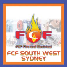 FCF Fire and Electrical South West Sydney logo